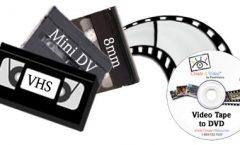 COMO RECUPERAR TUS ANTIGUOS VHS 1