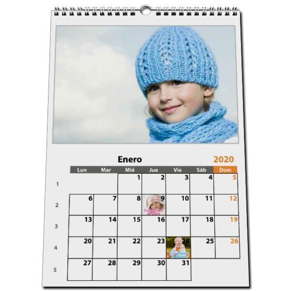 Calendario personalizado 1