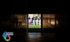 Mª Ángeles y Jesús, fotógrafo de bodas en Aura Restaurante de Zaragoza 6