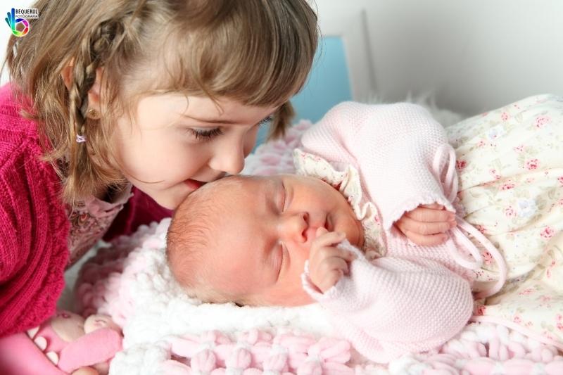Cuando hacer fotos a un niño recién nacido 1
